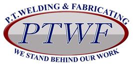 PT Welding & Fabricating Logo